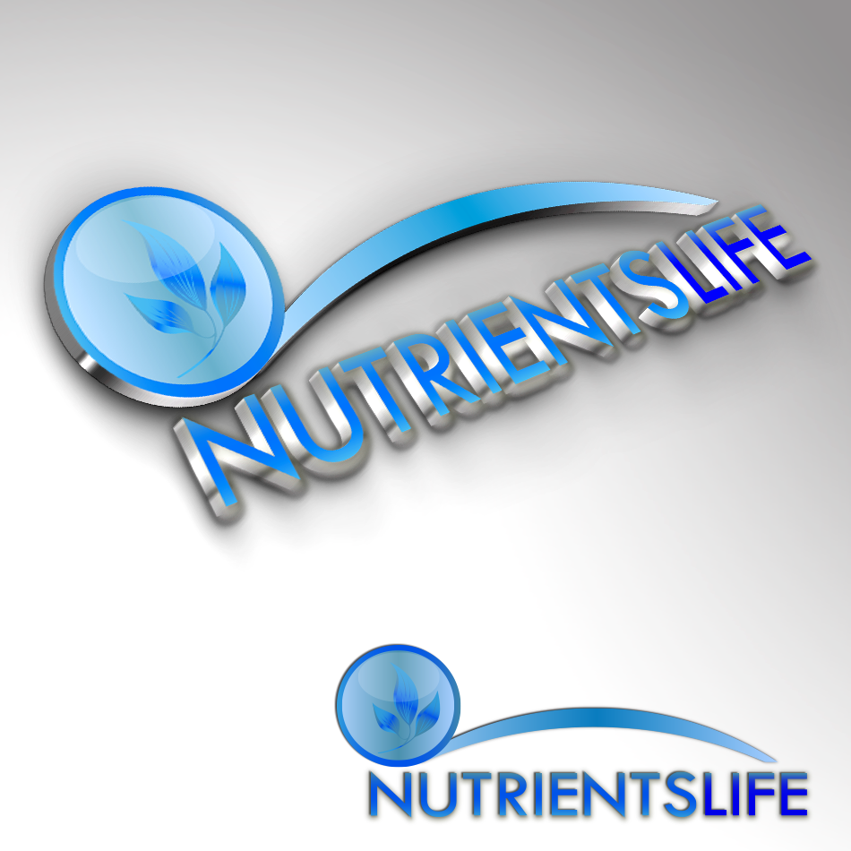 Logo Design by moonflower - Entry No. 38 in the Logo Design Contest New Logo Design for Nurients Life.