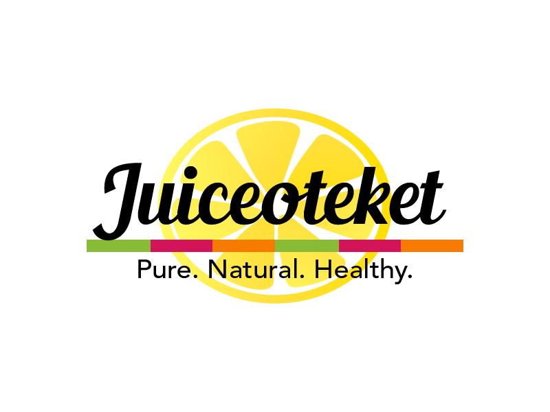 Logo Design by AngelaC - Entry No. 14 in the Logo Design Contest juiceoteket  Logo Design.