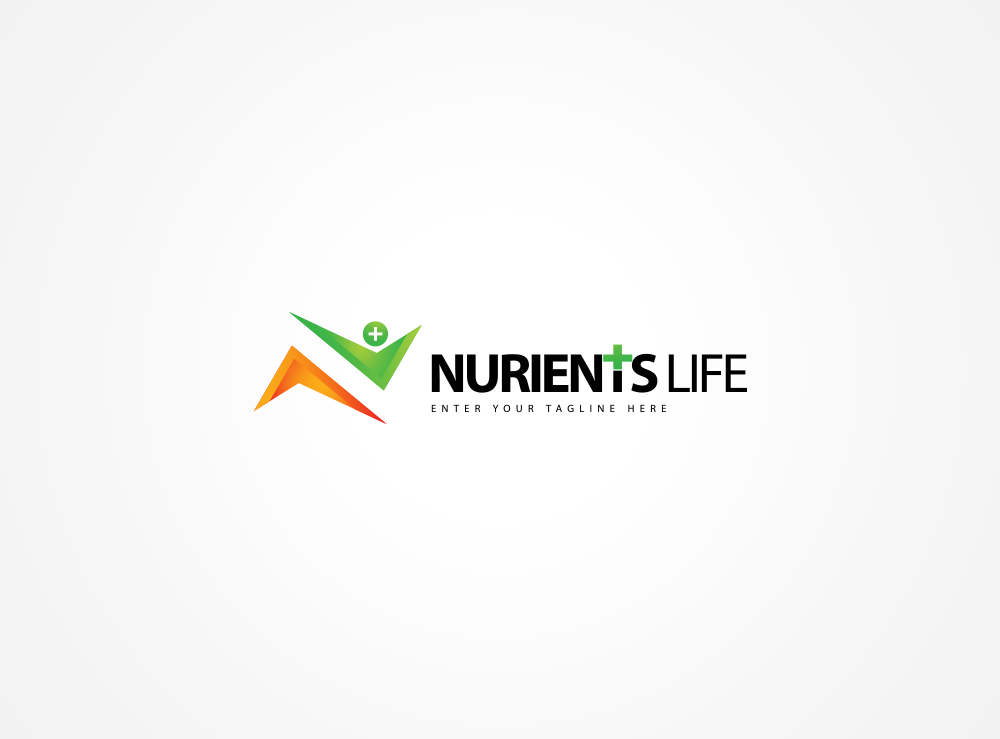Logo Design by Asrullah Muin - Entry No. 49 in the Logo Design Contest New Logo Design for Nurients Life.