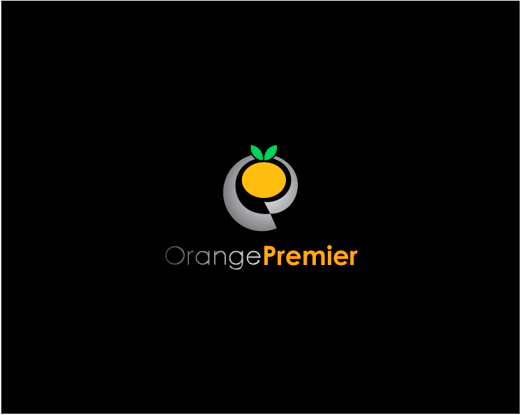 Logo Design by Armada Jamaluddin - Entry No. 23 in the Logo Design Contest Captivating Logo Design for Orange Premier.
