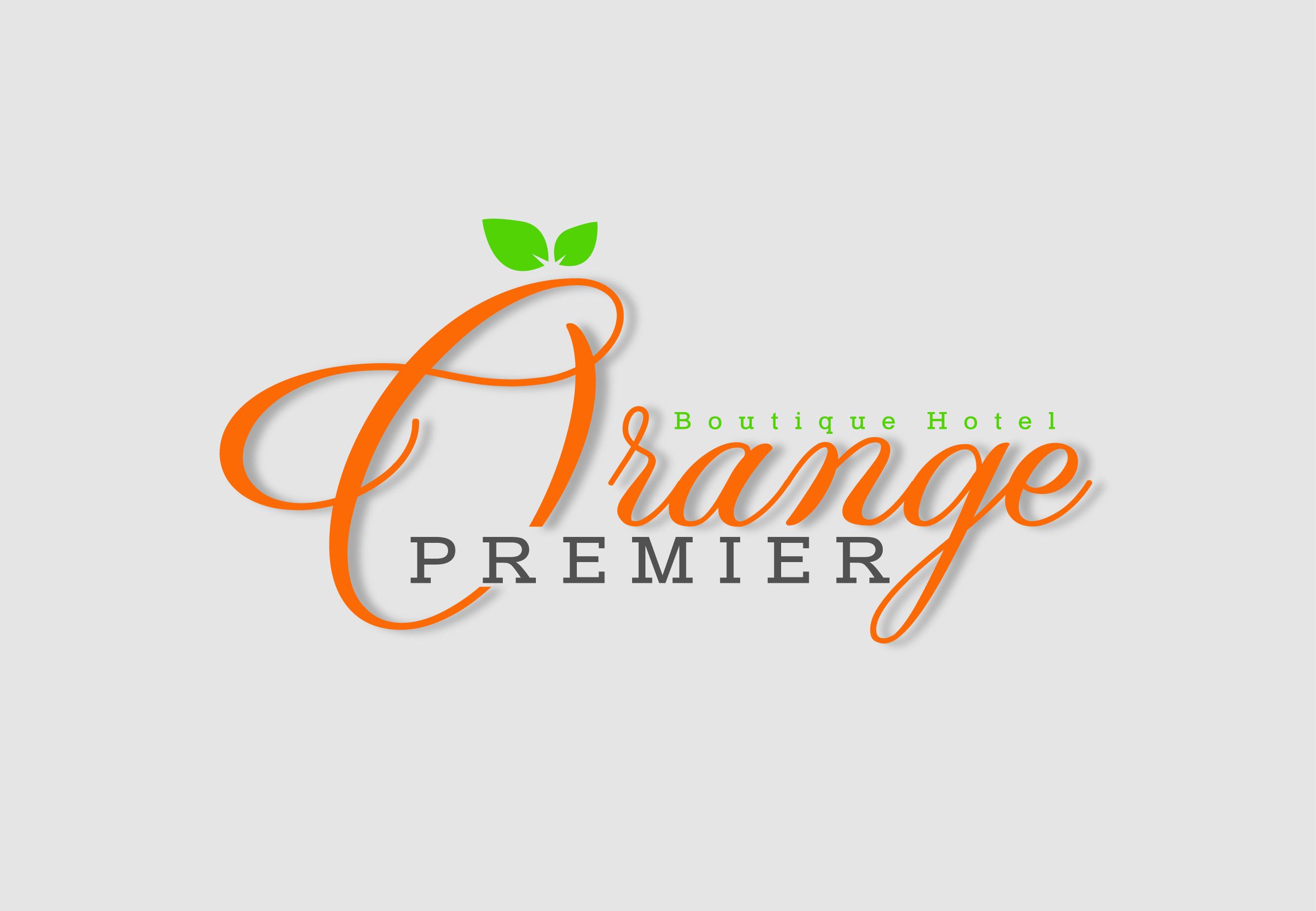 Logo Design by Allan Esclamado - Entry No. 24 in the Logo Design Contest Captivating Logo Design for Orange Premier.