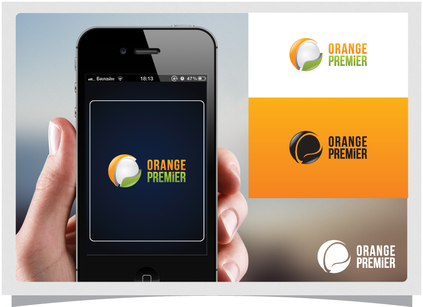 Logo Design by RasYa Muhammad Athaya - Entry No. 42 in the Logo Design Contest Captivating Logo Design for Orange Premier.