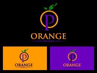 Logo Design by Art_Chaza - Entry No. 45 in the Logo Design Contest Captivating Logo Design for Orange Premier.