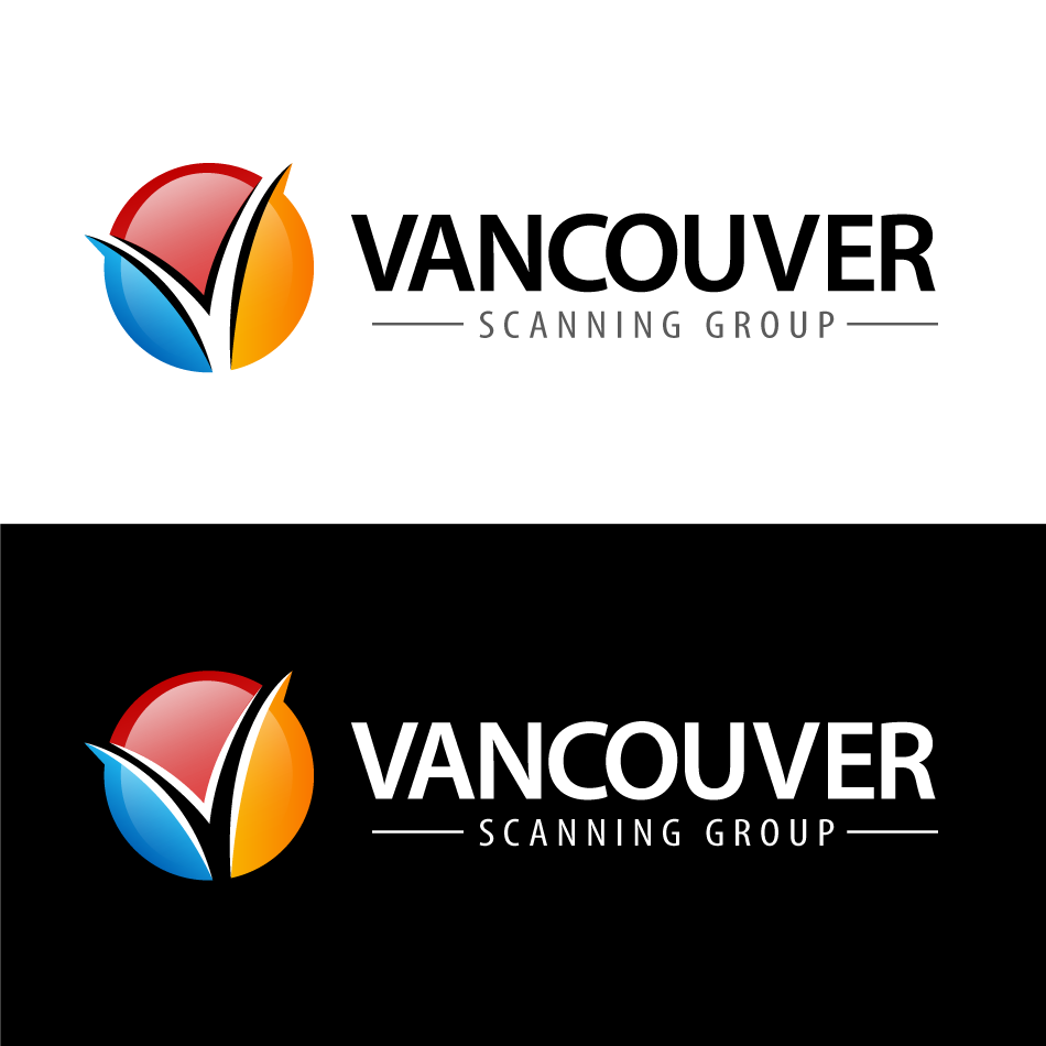 Logo Design by Mark Raymond Faelmoca - Entry No. 43 in the Logo Design Contest Vancouver Scanning Group.