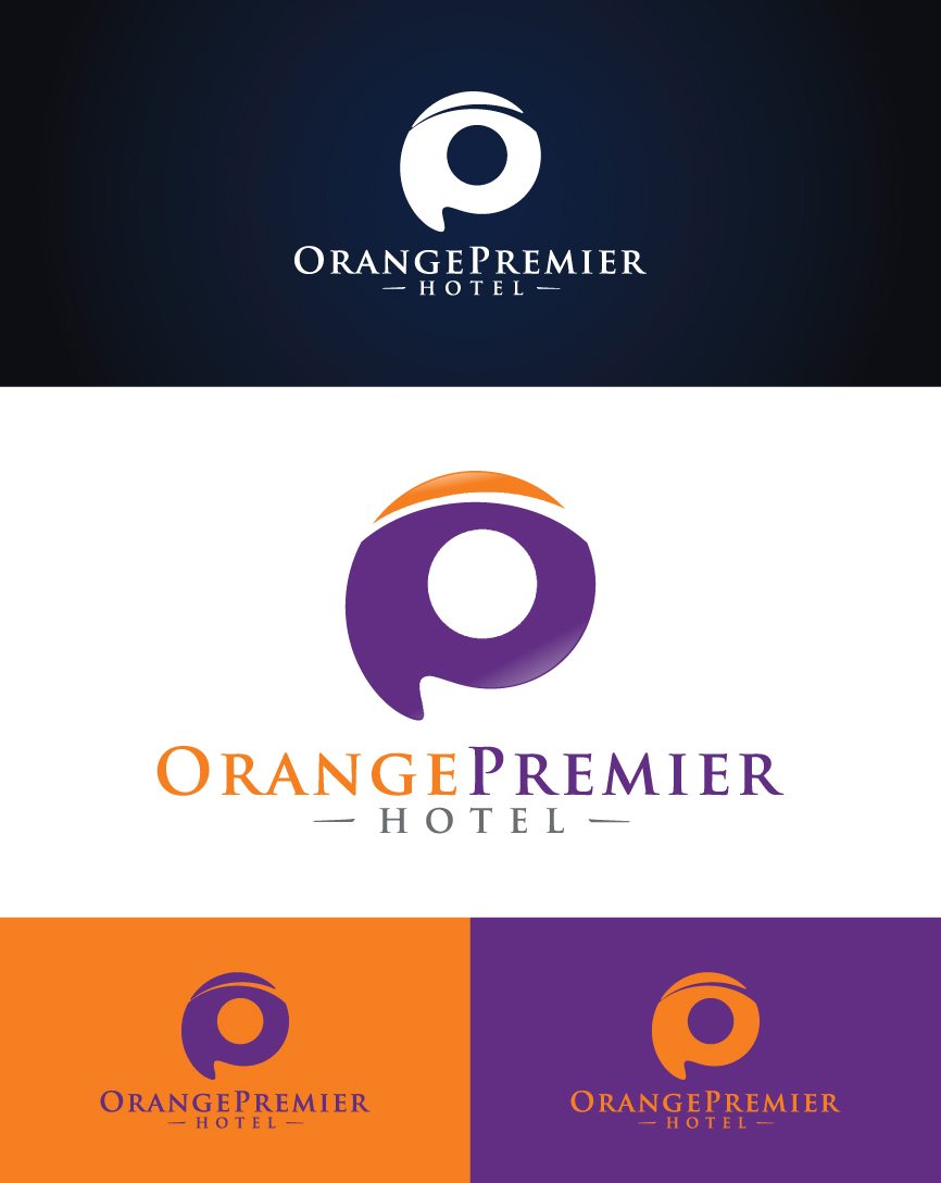 Logo Design by RasYa Muhammad Athaya - Entry No. 82 in the Logo Design Contest Captivating Logo Design for Orange Premier.