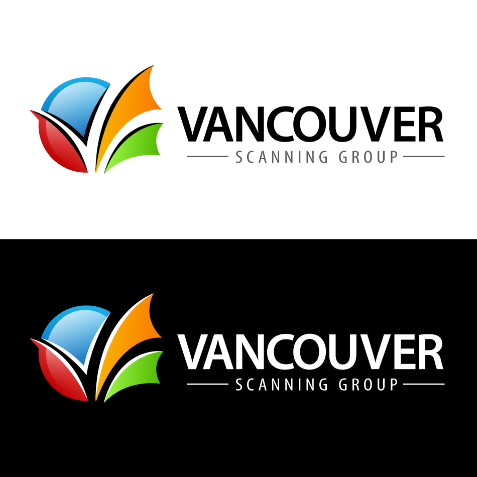 Logo Design by Mark Raymond Faelmoca - Entry No. 44 in the Logo Design Contest Vancouver Scanning Group.