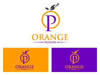 Logo Design by Art_Chaza - Entry No. 99 in the Logo Design Contest Captivating Logo Design for Orange Premier.