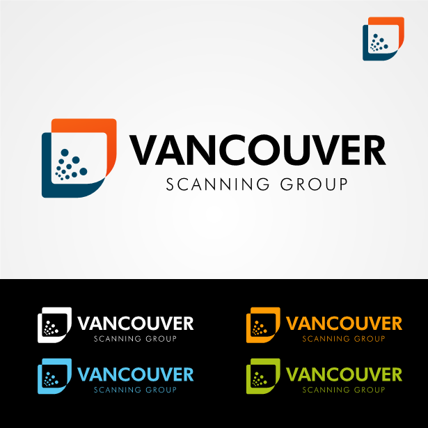 Logo Design by wync - Entry No. 46 in the Logo Design Contest Vancouver Scanning Group.