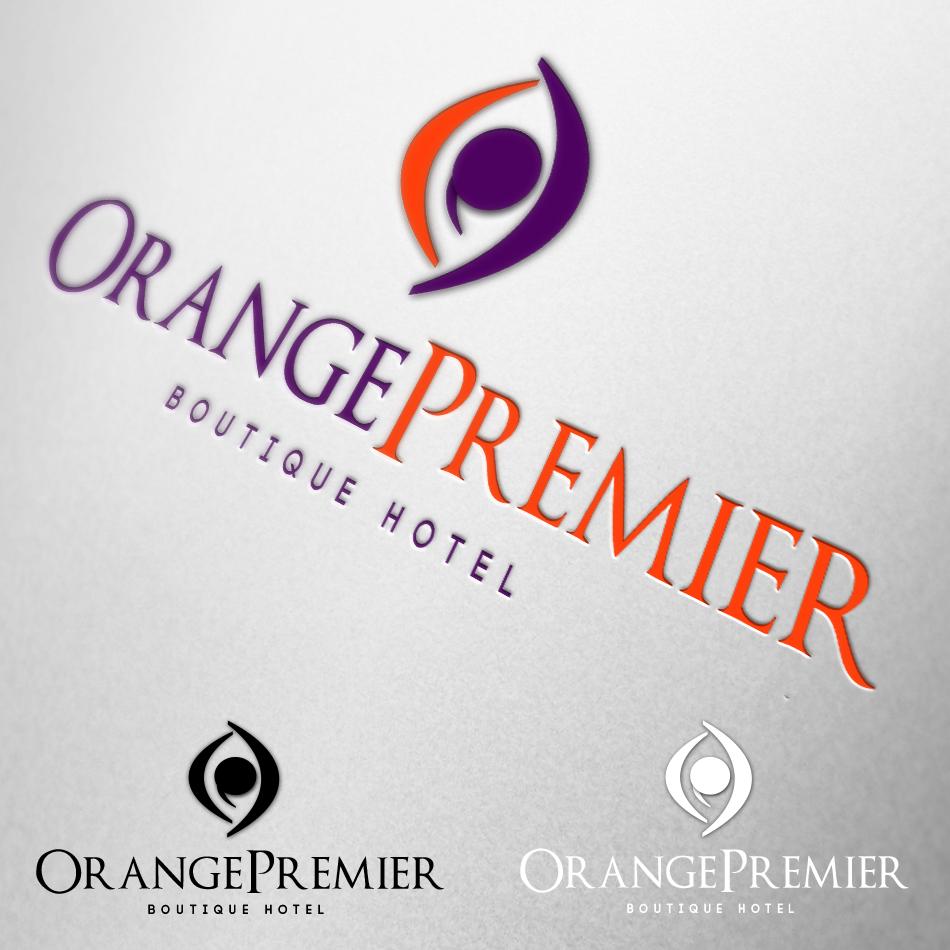 Logo Design by moonflower - Entry No. 152 in the Logo Design Contest Captivating Logo Design for Orange Premier.