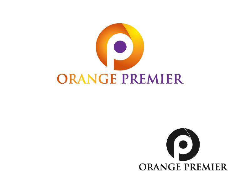 Logo Design by Private User - Entry No. 196 in the Logo Design Contest Captivating Logo Design for Orange Premier.
