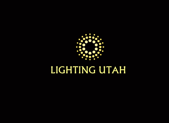 Logo Design by Hania Hassaan - Entry No. 3 in the Logo Design Contest Imaginative Logo Design for Lighting Utah. A Galaxie lighting company.