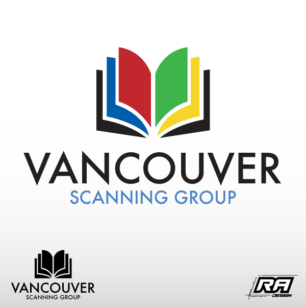 Logo Design by RA-Design - Entry No. 54 in the Logo Design Contest Vancouver Scanning Group.