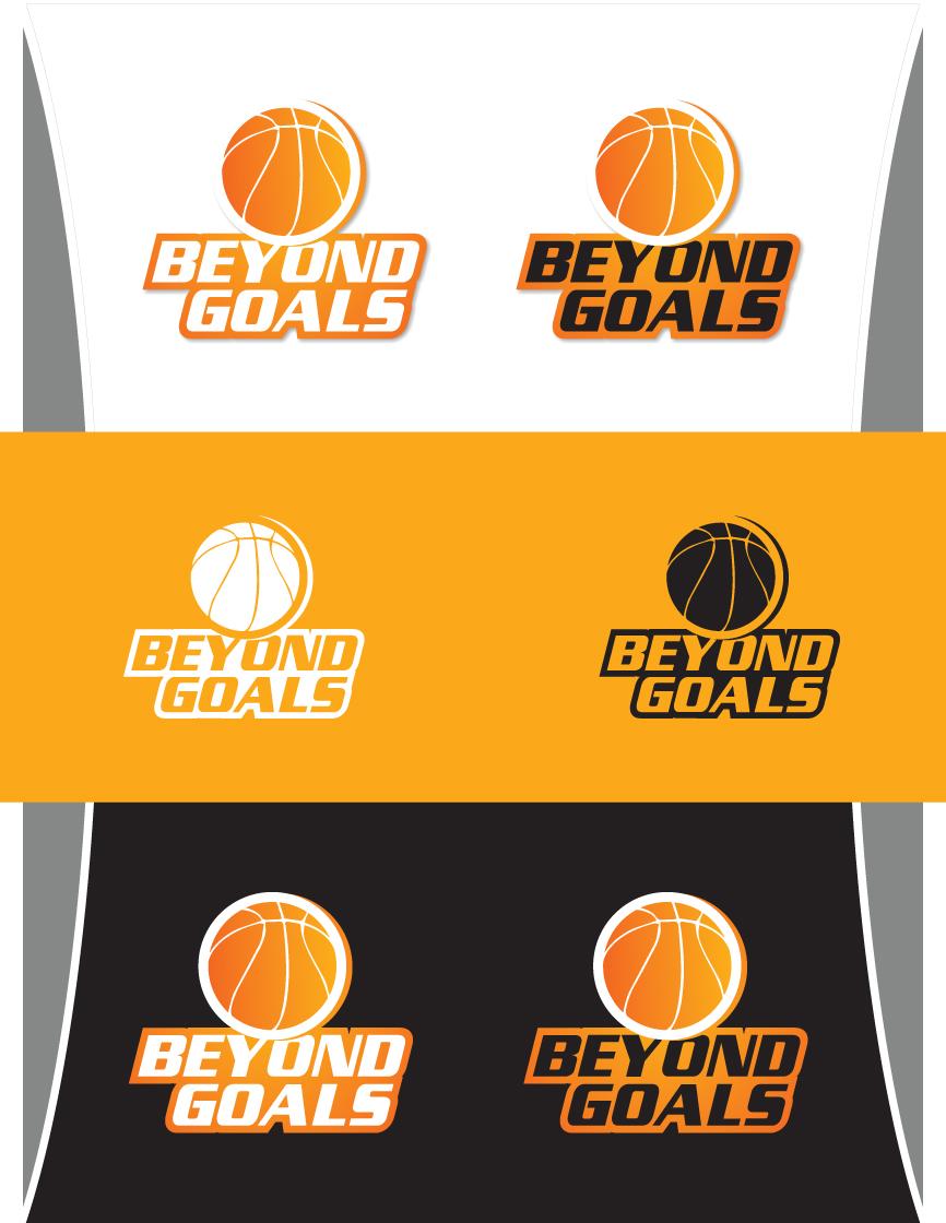 Logo Design by RasYa Muhammad Athaya - Entry No. 149 in the Logo Design Contest Beyond Goals Logo Design.