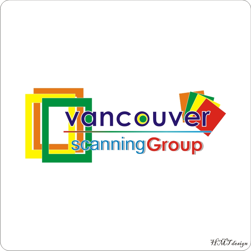 Logo Design by artimtb - Entry No. 57 in the Logo Design Contest Vancouver Scanning Group.