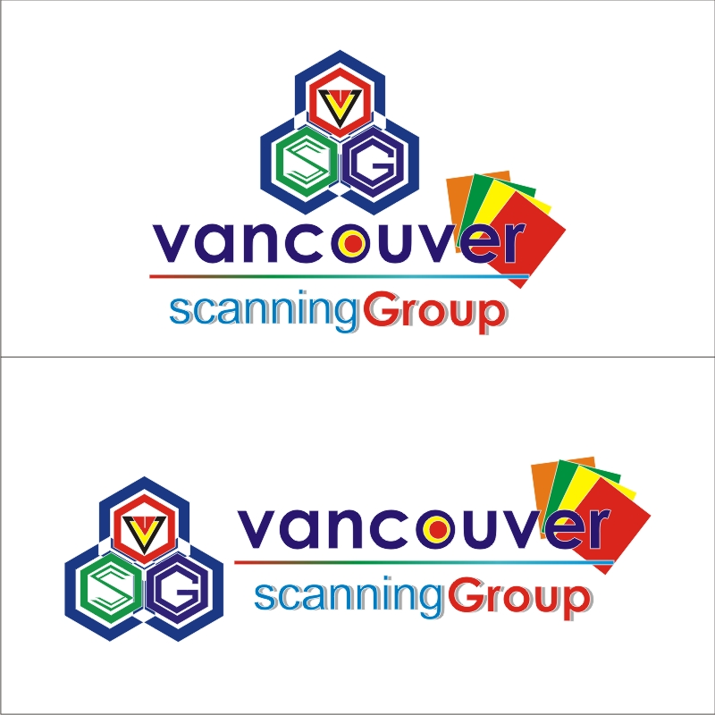 Logo Design by artimtb - Entry No. 58 in the Logo Design Contest Vancouver Scanning Group.