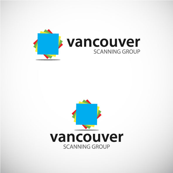 Logo Design by pralon - Entry No. 60 in the Logo Design Contest Vancouver Scanning Group.