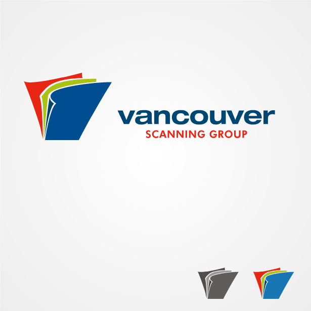 Logo Design by wync - Entry No. 67 in the Logo Design Contest Vancouver Scanning Group.