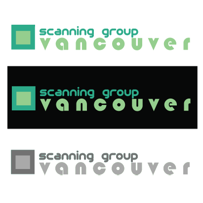 Logo Design by rabbits_illusions - Entry No. 68 in the Logo Design Contest Vancouver Scanning Group.