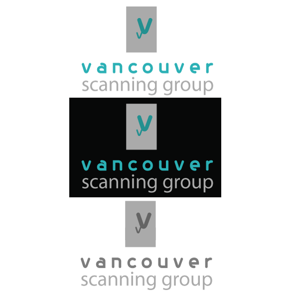 Logo Design by rabbits_illusions - Entry No. 69 in the Logo Design Contest Vancouver Scanning Group.
