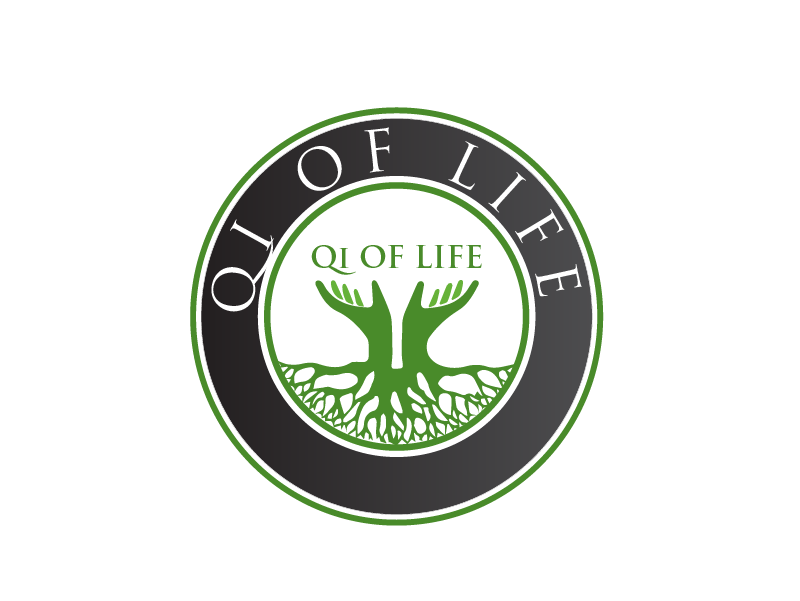 Logo Design by Private User - Entry No. 28 in the Logo Design Contest Fun Logo Design for Qi of Life.