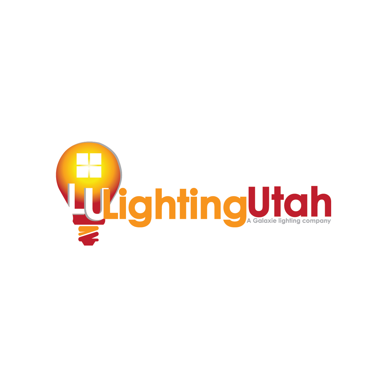 Logo Design by stormbighit - Entry No. 89 in the Logo Design Contest Imaginative Logo Design for Lighting Utah. A Galaxie lighting company.