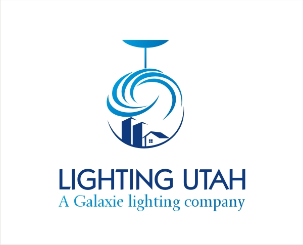 Logo Design by LogoHoldings - Entry No. 111 in the Logo Design Contest Imaginative Logo Design for Lighting Utah. A Galaxie lighting company.