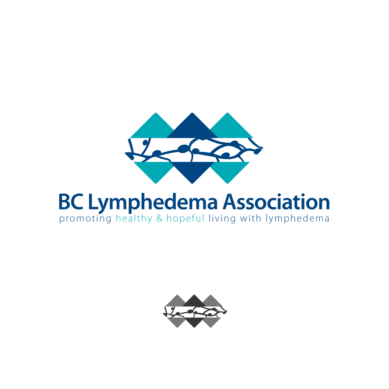 Logo Design by umxca - Entry No. 82 in the Logo Design Contest BC Lymphedema Association.