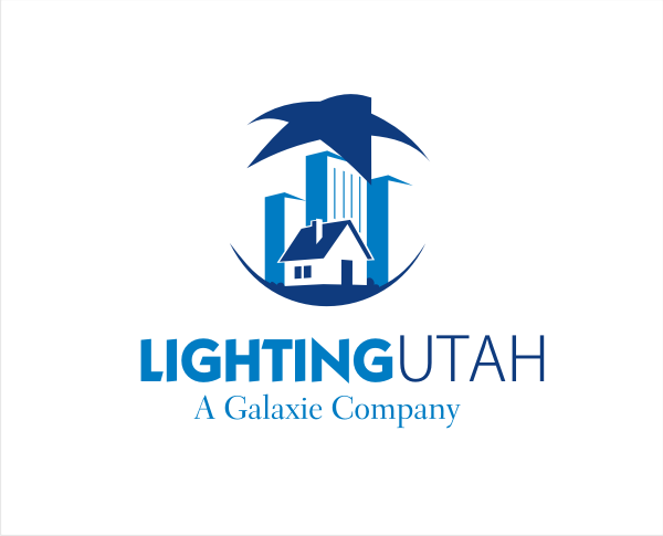 Logo Design by LogoHoldings - Entry No. 130 in the Logo Design Contest Imaginative Logo Design for Lighting Utah. A Galaxie lighting company.