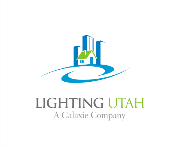 Logo Design by LogoHoldings - Entry No. 135 in the Logo Design Contest Imaginative Logo Design for Lighting Utah. A Galaxie lighting company.
