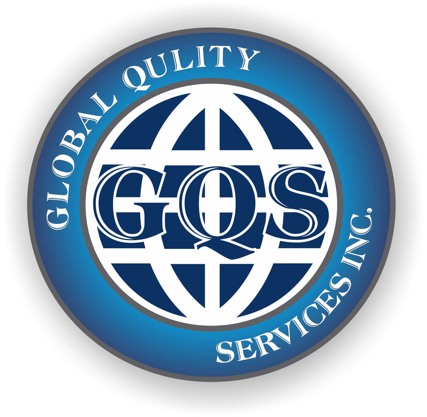 Logo Design by Private User - Entry No. 30 in the Logo Design Contest Inspiring Logo Design for Global Quality Services Inc..