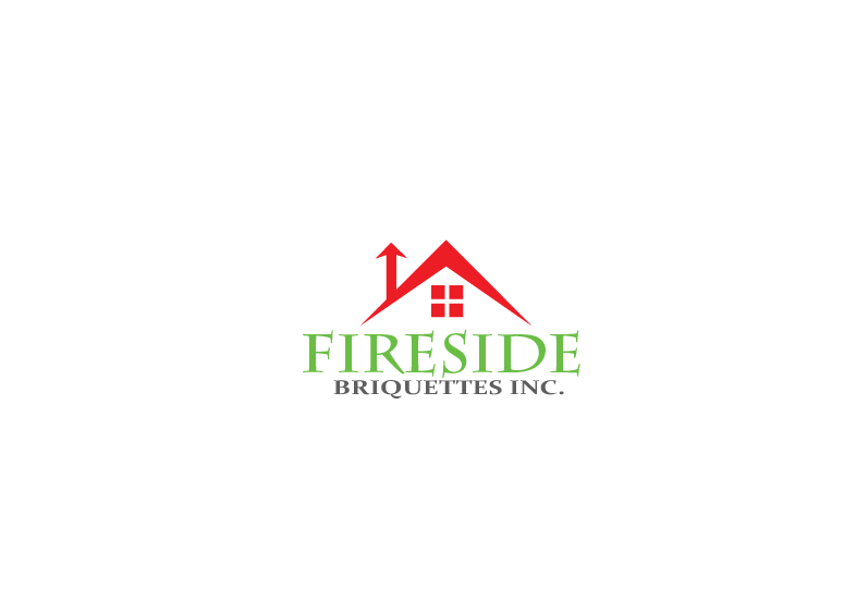 Logo Design by Shahnawaz Ahmed - Entry No. 33 in the Logo Design Contest Fun Logo Design for Fireside Briquettes Inc..
