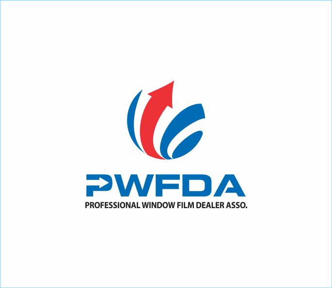 Logo Design by Armada Jamaluddin - Entry No. 13 in the Logo Design Contest  Logo Design for Professional Window Film Dealer Asso. (PWFDA).