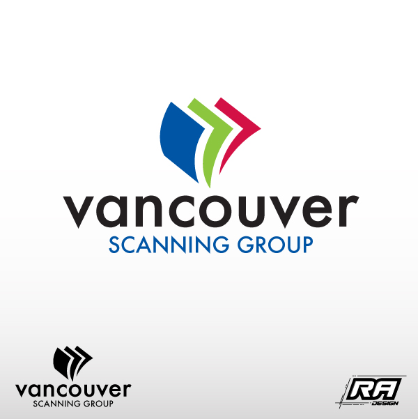 Logo Design by RA-Design - Entry No. 79 in the Logo Design Contest Vancouver Scanning Group.