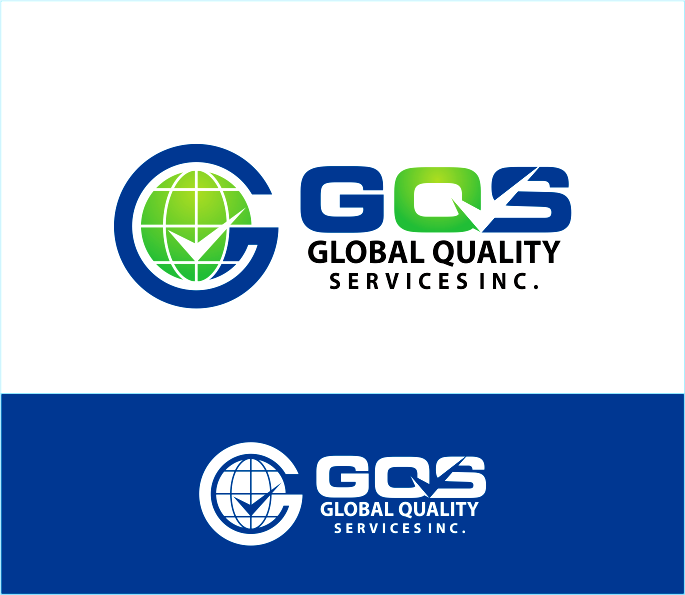 Logo Design by Armada Jamaluddin - Entry No. 36 in the Logo Design Contest Inspiring Logo Design for Global Quality Services Inc..