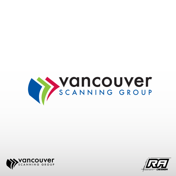 Logo Design by RA-Design - Entry No. 80 in the Logo Design Contest Vancouver Scanning Group.