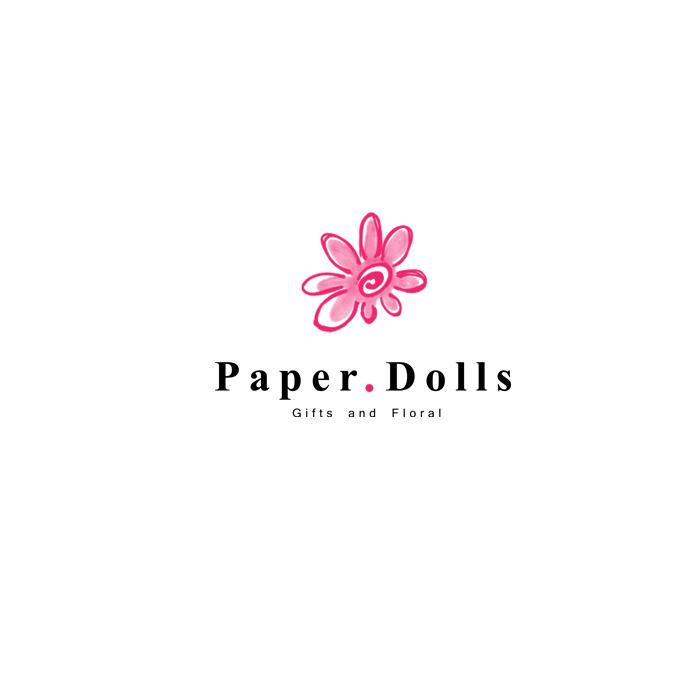 Logo Design by Private User - Entry No. 42 in the Logo Design Contest Creative Logo Design for Paper Dolls.