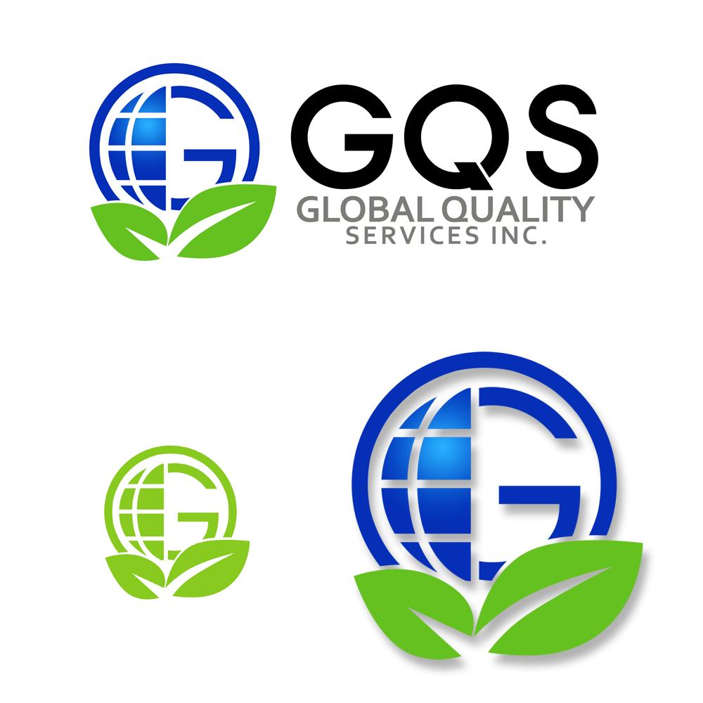 Logo Design by Robert Turla - Entry No. 41 in the Logo Design Contest Inspiring Logo Design for Global Quality Services Inc..
