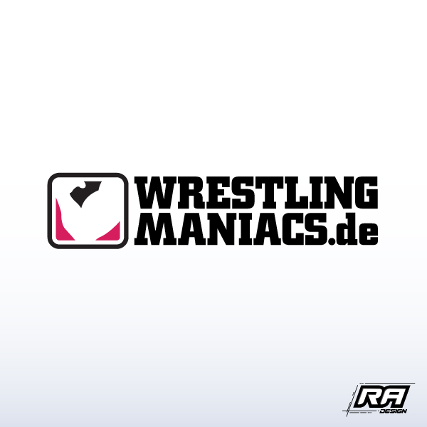 Logo Design by RA-Design - Entry No. 43 in the Logo Design Contest Wrestling Maniacs.