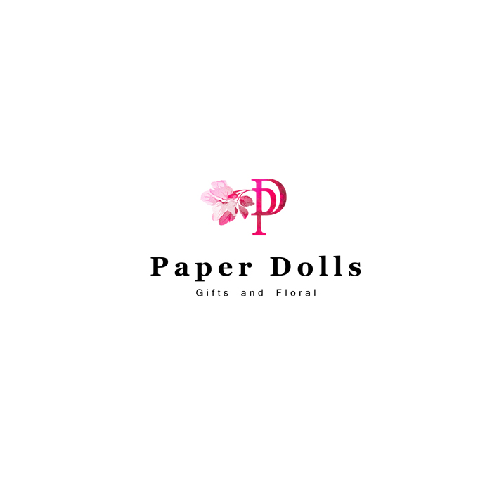 Logo Design by Private User - Entry No. 46 in the Logo Design Contest Creative Logo Design for Paper Dolls.