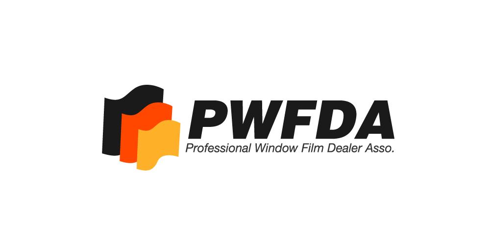 Logo Design by rockin - Entry No. 23 in the Logo Design Contest  Logo Design for Professional Window Film Dealer Asso. (PWFDA).