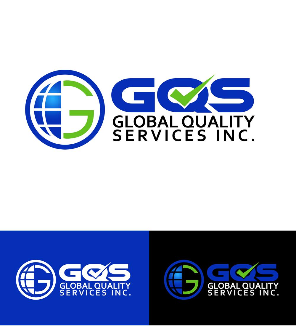 Logo Design by Robert Turla - Entry No. 49 in the Logo Design Contest Inspiring Logo Design for Global Quality Services Inc..