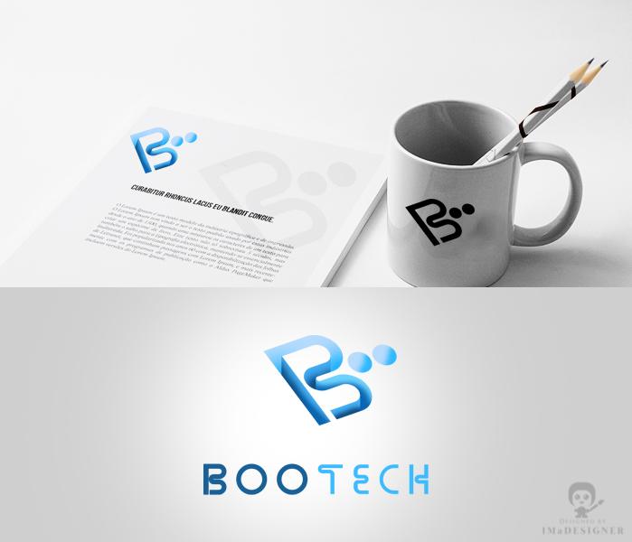 Logo Design by Private User - Entry No. 14 in the Logo Design Contest Fun Logo Design for Bootech.