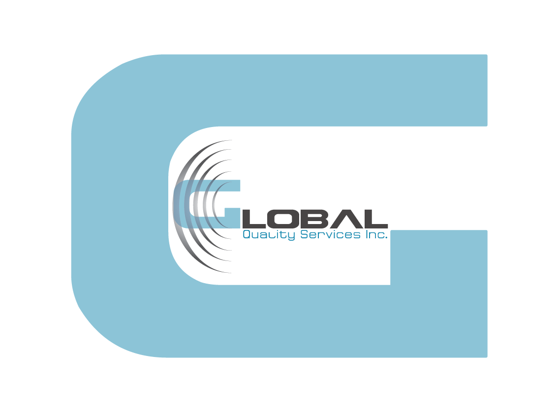 Logo Design by Ahaan - Entry No. 67 in the Logo Design Contest Inspiring Logo Design for Global Quality Services Inc..