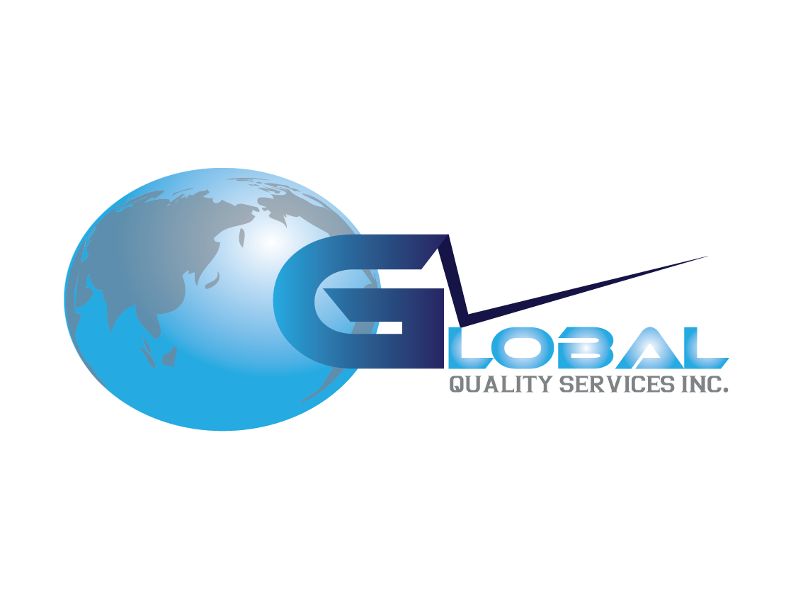 Logo Design by Ahaan - Entry No. 73 in the Logo Design Contest Inspiring Logo Design for Global Quality Services Inc..