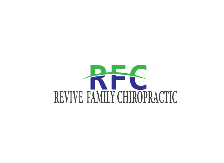 Logo Design by Shahnawaz Ahmed - Entry No. 11 in the Logo Design Contest Fun Logo Design for Revive Family Chiropractic.