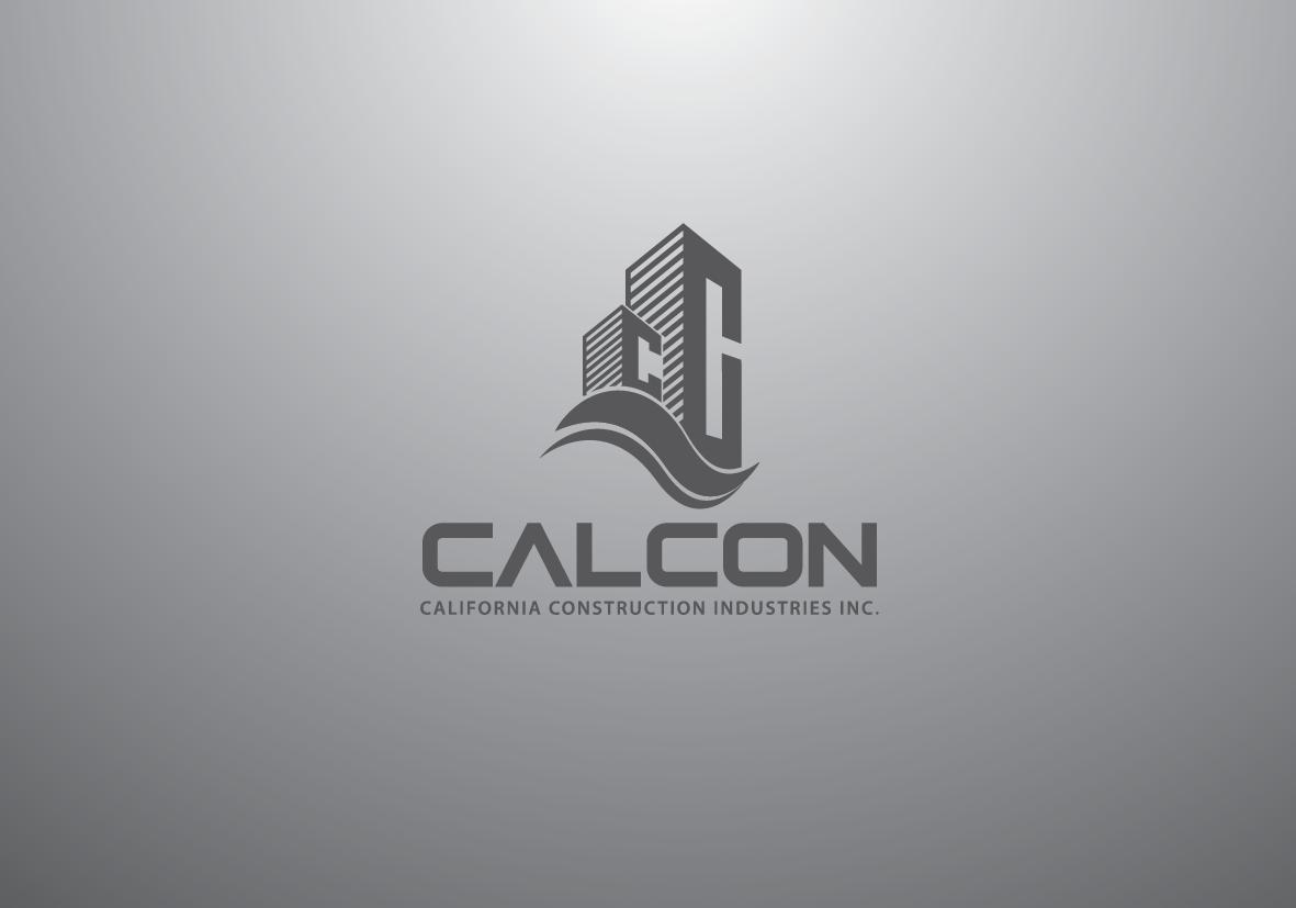 Logo Design by Asrullah Muin - Entry No. 22 in the Logo Design Contest California Construction Industries Inc. Logo Design.