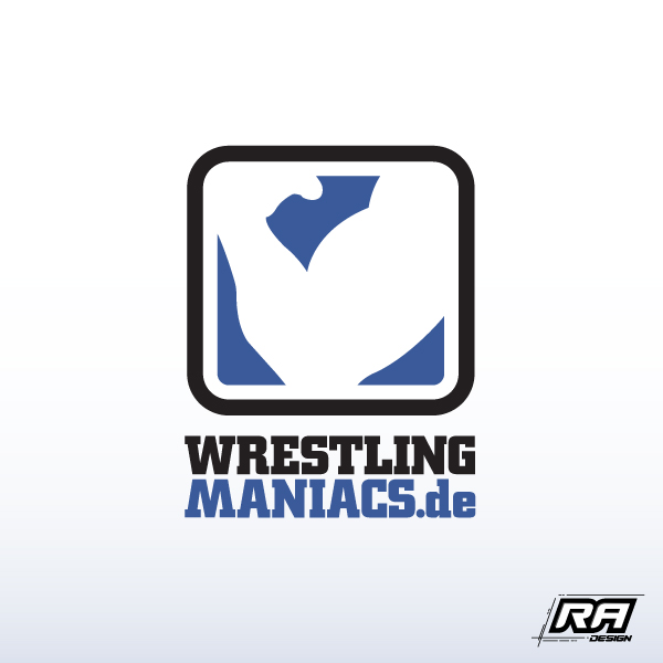 Logo Design by RA-Design - Entry No. 50 in the Logo Design Contest Wrestling Maniacs.