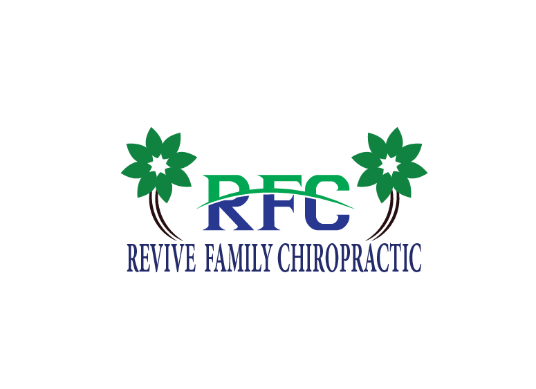 Logo Design by Shahnawaz Ahmed - Entry No. 28 in the Logo Design Contest Fun Logo Design for Revive Family Chiropractic.