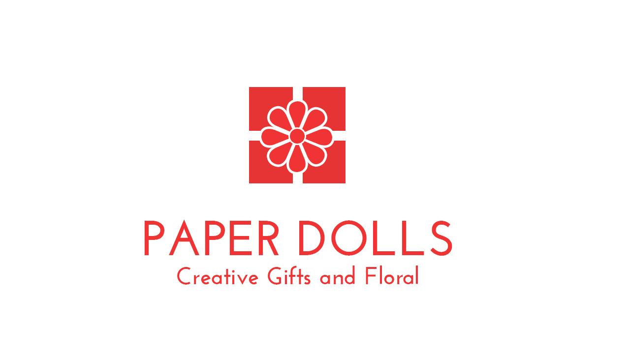 Logo Design by kenric0 - Entry No. 83 in the Logo Design Contest Creative Logo Design for Paper Dolls.