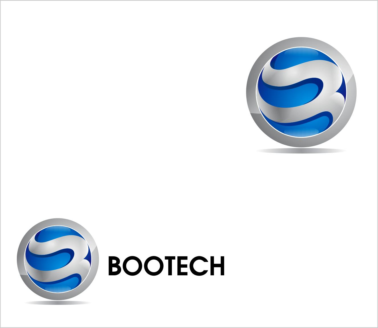 Logo Design by Armada Jamaluddin - Entry No. 52 in the Logo Design Contest Fun Logo Design for Bootech.